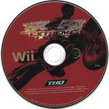 MX vs. ATV: Untamed Wii disc (RMXF78)