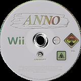 ANNO: Create a New World Wii disc (RN4P41)