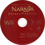 The Chronicles of Narnia: Prince Caspian Wii disc (RNNY4Q)