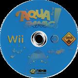 Aqua Panic! Wii disc (RO9PNK)