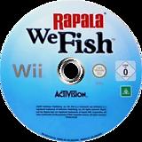 Rapala: We Fish Wii disc (ROJP52)