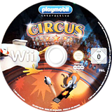 Playmobil: Circus Wii disc (ROVPHM)