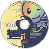 Smarty Pants Wii disc (RP2P69)