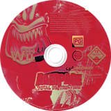 Rampage: Total Destruction Wii disc (RPGP5D)