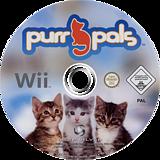 Purr Pals Wii disc (RPVPKM)