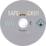 Safecracker Wii disc (RQFP6V)
