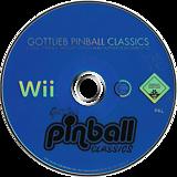 Gottlieb Pinball Classics Wii disc (RQSP6M)