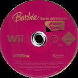 Barbie Horse Adventures: Riding Camp Wii disc (RRCP52)