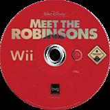 Meet The Robinsons Wii disc (RRSX4Q)