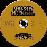Monster Trux Arenas Wii disc (RRXXUG)