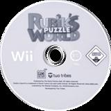 Rubik's Puzzle World Wii disc (RRZPGY)