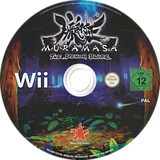 Muramasa: The Demon Blade Wii disc (RSFP99)