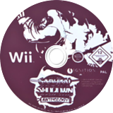 Samurai Shodown Anthology Wii disc (RSSP7U)