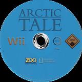 Arctic Tale Wii disc (RT2P7J)