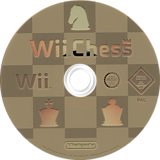 Wii Chess Wii disc (RTYP01)