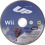 Up Wii disc (RUQP78)