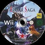 Eldar Saga Wii disc (RVKP99)
