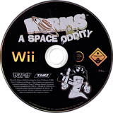 Worms: A Space Oddity Wii disc (RWMP78)