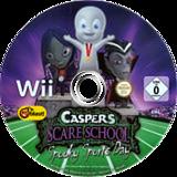 Casper's Scare School: Spooky Sports Day Wii disc (RX4PMT)