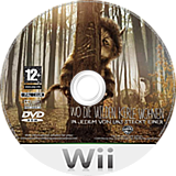 Where the Wild Things Are Wii disc (RXQPWR)