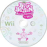 Big Brain Academy for Wii Wii disc (RYWP01)