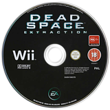 Dead Space: Extraction Wii disc (RZJD69)