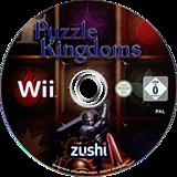 Puzzle Kingdoms Wii disc (RZKP7J)