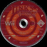Link's Crossbow Training Wii disc (RZPP01)