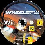 Wheelspin Wii disc (RZSP68)