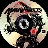 MadWorld Wii disc (RZZP8P)
