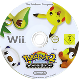 PokéPark 2: Wonders Beyond Wii disc (S2LP01)