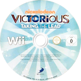 Victorious: Taking the Lead Wii disc (S2VPAF)