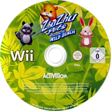 Zhu Zhu Pets: Featuring the Wild Bunch Wii disc (S2ZP52)