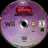 Disney Princess: My Fairytale Adventure Wii disc (S3PP4Q)