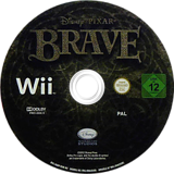 Brave: The Video Game Wii disc (S6BY4Q)