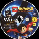 LEGO Batman 2: DC Super Heroes Wii disc (S7APWR)