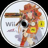 Sakura Wars: So Long, My Love Wii disc (SAKPNS)