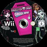 Monster High:Ghoul Spirit Wii disc (SAOP78)