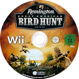 Remington Great American Bird Hunt Wii disc (SBHPNK)