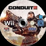 Conduit 2 Wii disc (SC2P8P)