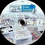 Challenge Me:Brain Puzzles 2 Wii disc (SC6PGN)
