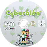 Cyberbike Cycling Sports Wii disc (SCBPNK)
