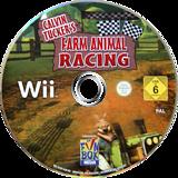 Calvin Tucker's: Farm Animals Racing Tournament Wii disc (SCGPXT)