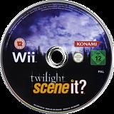 Scene It? Twilight Wii disc (SCNPA4)