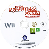 My Fitness Coach: Dance Workout Wii disc (SCWP41)
