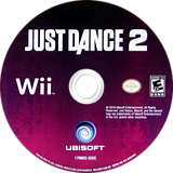 Just Dance 2: Best Buy Edition Wii disc (SD2Y41)
