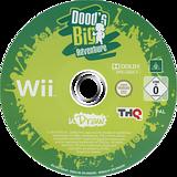 Dood's Big Adventure Wii disc (SDLP78)