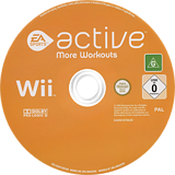 EA Sports Active: More Workouts Wii disc (SEAP69)