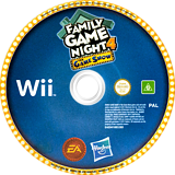 Hasbro: Family Game Night 4 - The Game Show Wii disc (SFGP69)
