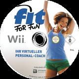 Fit & Fun Wii disc (SFRDRV)